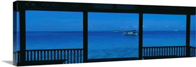 Boat Maldives