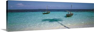 Boats Maldives