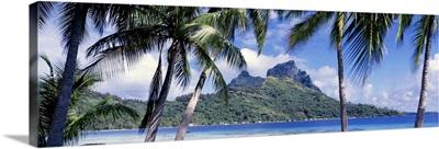 Bora Bora Tahiti Polynesia