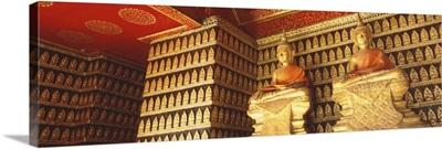 Buddhas Wat Xien Thong Luang Prabang Laos