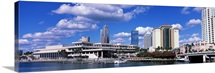 Buildings at the coast, Tampa, Hillsborough County, Florida