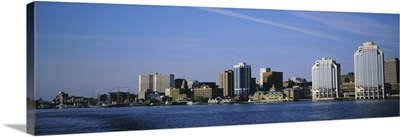 Buildings At The Waterfront, Halifax, Nova Scotia, Canada