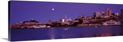 Buildings at the waterfront San Francisco California