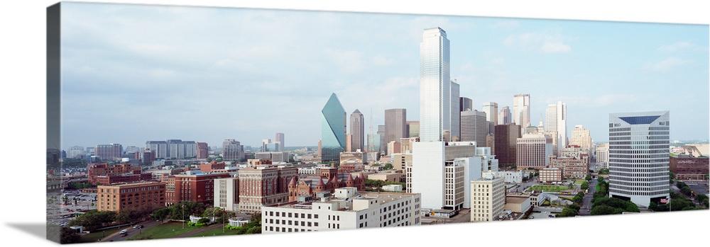 Buildings In A City Dallas Texas Wall Art Canvas Prints Framed Prints Wall Peels Great Big Canvas