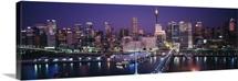 Buildings on the waterfront, Sydney, Australia