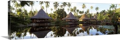 Bungalows Hotel Bali Hai Moorea Island