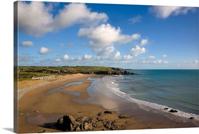Bunmahon Beach, The Copper Coast, County Waterford, Ireland