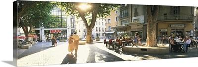 Cafe Provence France