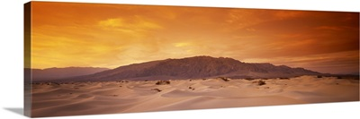 California, Death Valley, Stovepipe Wells