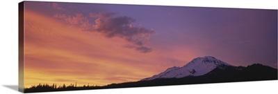 California, Mount Shasta