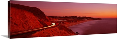 California, Pacific Coast Highway
