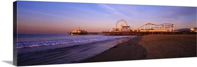 California, Santa Monica Pier