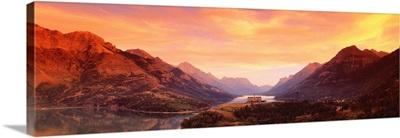 Canada, Alberta, Waterton Lakes National Park