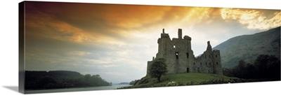 Castle of Kilchurn Scotland