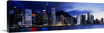 Central District Hong Kong Asia