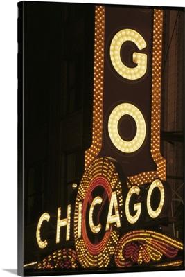 Chicago Neon Sign
