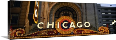 Chicago Theater Chicago IL