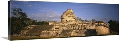 Chichen Itza Caracol Observatory Yucatan Mexico