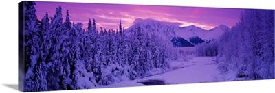 Chugach Mountains AK