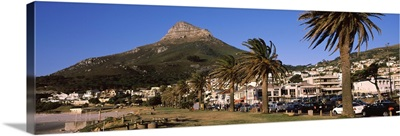 City at the waterfront, Lion's Head, Camps Bay, Cape Town, Western Cape Province, South Africa