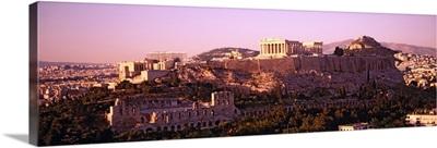 Cityscape, Athens, Greece