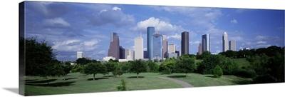 Cityscape, Houston, TX