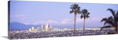 Cityscape, Los Angeles, California