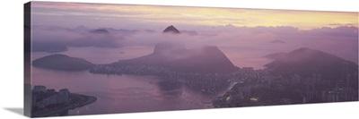 Cityscape, Rio de Janeiro, Brazil