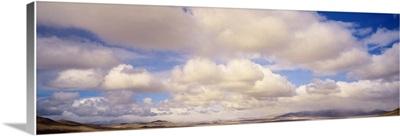 Clouds Desert NV