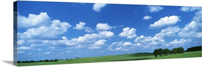 Clouds Field Germany