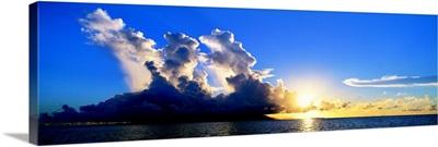 Clouds Okinawa Japan