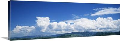Clouds WY