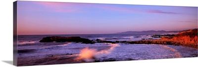 Coastline San Mateo County CA