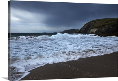 Coumeenoole Beach at Slea Head, Dingle Peninsula, County Kerry, Ireland