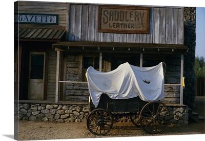Covered Wagon at Paramount Ranch