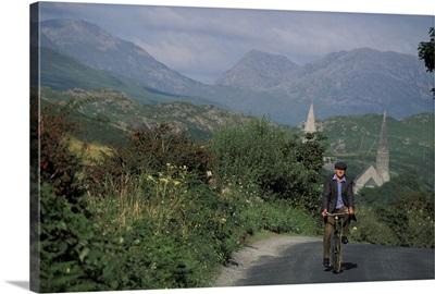 Cyclist Ireland