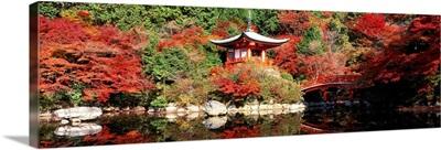 Daigo Temple Daigo Kyoto Japan