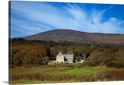 Derrynane House, Near Caherdaniel, The Ring of Kerry, County Kerry, Ireland