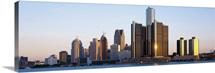 Detroit River Detroit MI