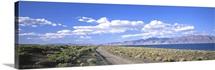 Dirt Road Pyramid Lake NV