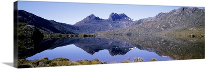 Dove Lake Tasmania Australia