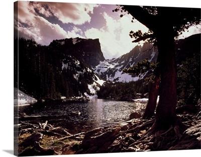 Dream Lake Rocky Mountains CO