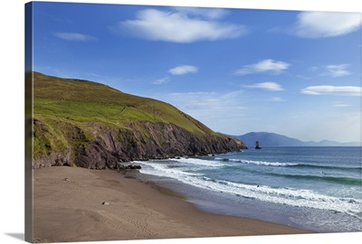 Dun Cin Tire Beach, Near Dingle Town, Dingle Peninsula, County Kerry, Ireland