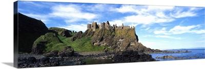 Dunluce Castle Antrim Ireland