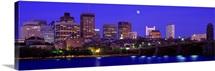 Dusk Charles River Boston MA