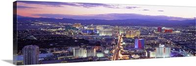 Dusk Las Vegas NV