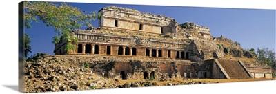 El Palacio Sayil Puuc Route Yucatan Mexico