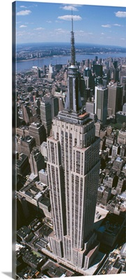 Empire State Building New York City NY