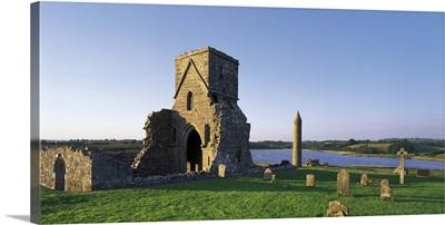 Enniskillen Devenish Island County Fermanagh Ireland