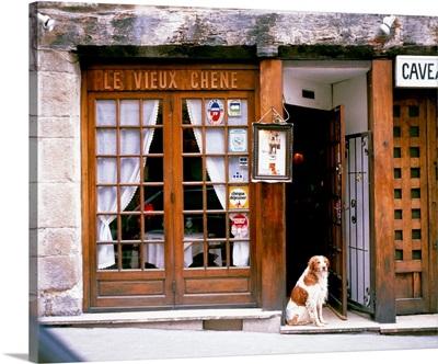 Entrance Paris France